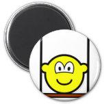 Swing buddy icon   fridge_magents_magnet