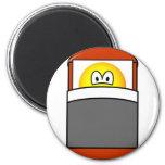 In bed emoticon   fridge_magents_magnet
