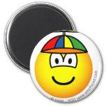 Baby boy emoticon   fridge_magents_magnet