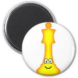 King Chess emoticon  fridge_magents_magnet