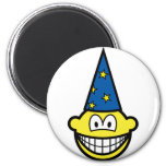 Wizard smile   fridge_magents_magnet