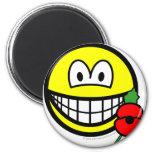 Poppy smile   fridge_magents_magnet