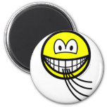Blowing smile   fridge_magents_magnet