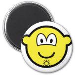 Asshole buddy icon   fridge_magents_magnet