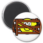 Fenced in buddy icon   fridge_magents_magnet