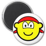 Bandana buddy icon   fridge_magents_magnet