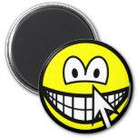 Clickable smile   fridge_magents_magnet