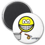 Cooking smile   fridge_magents_magnet