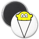 Snowcone buddy icon   fridge_magents_magnet