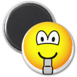 Referee emoticon   fridge_magents_magnet