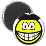 Baret smile   fridge_magents_magnet