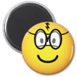 Harry Potter emoticon   fridge_magents_magnet