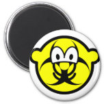 Biohazard buddy icon version II  fridge_magents_magnet