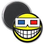 3D bril smile   fridge_magents_magnet