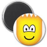Simpson emoticon Bart  fridge_magents_magnet