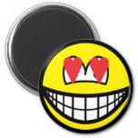 Smile in love   fridge_magents_magnet