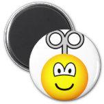 Wind up emoticon   fridge_magents_magnet