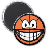 Basketball smile   fridge_magents_magnet