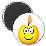 Candle emoticon   fridge_magents_magnet