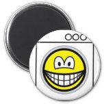 Washmachine smile   fridge_magents_magnet