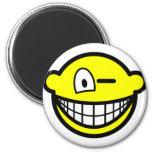 Wink smile   fridge_magents_magnet