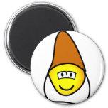 Dommel emoticon Zeven dwergen  fridge_magents_magnet
