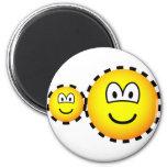 Cogwheels emoticons   fridge_magents_magnet