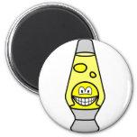 Lava lamp smile   fridge_magents_magnet