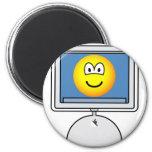 iMac emoticon   fridge_magents_magnet