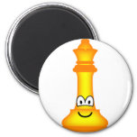 Queen Chess emoticon  fridge_magents_magnet