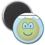 Fishbowl emoticon   fridge_magents_magnet