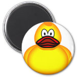 Rubber duck emoticon   fridge_magents_magnet