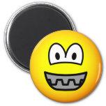 Jaws emoticon James Bond 007  fridge_magents_magnet
