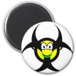 Biohazard buddy icon version I  fridge_magents_magnet