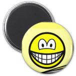 Post-it note smile   fridge_magents_magnet