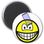 Sticky taped smile   fridge_magents_magnet