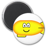 Zeppelin buddy icon   fridge_magents_magnet