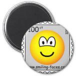 Stamp emoticon   fridge_magents_magnet