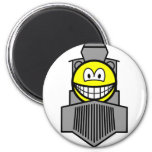 Train smile   fridge_magents_magnet