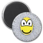 Eskimo emoticon   fridge_magents_magnet