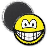 Asshole smile   fridge_magents_magnet