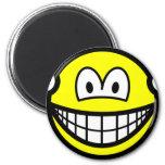 Earless smile   fridge_magents_magnet