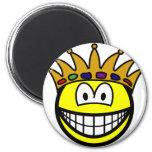 King smile   fridge_magents_magnet