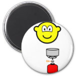 Camp stove buddy icon   fridge_magents_magnet
