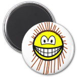 Porcupine smile   fridge_magents_magnet