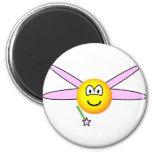 Fairy emoticon   fridge_magents_magnet