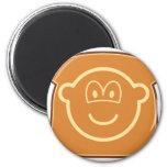 Toast buddy icon   fridge_magents_magnet