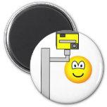 Speed camera emoticon   fridge_magents_magnet
