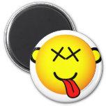Happy emoticon   fridge_magents_magnet