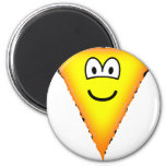 Nacho chip emoticon   fridge_magents_magnet